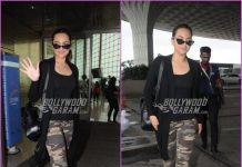 Sonakshi Sinha leaves for Delhi for promotions of Happy Phir Bhag Jayegi