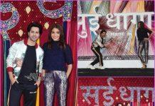 Varun Dhawan and Anushka Sharma launch official trailer of Sui Dhaaga – Made in India