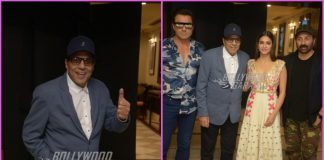 Sunny Deol, Bobby Deol and Dharmendra promote Yamla Pagla Deewana Phir Se in Delhi