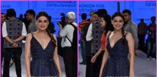 Lakme Fashion Week Winter/Festive 2018 – Dia Mirza talks about fashion for sustainable development