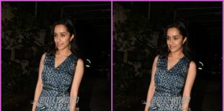 Shraddha Kapoor finishes busy day at dubbing studio