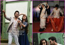 Rajkummar Rao and Shraddha Kapoor have fun at Stree promotions