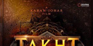 Karan Johar announces multi-starrer period drama Takht