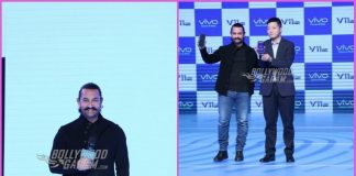 Aamir Khan graces Vivo Mobiles event in style