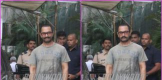 Aamir Khan indulges in some spa session