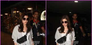 Alia Bhatt makes a stylish return from Bulgaria