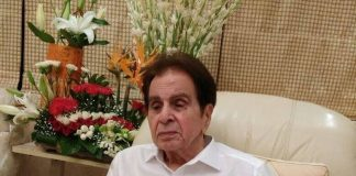 Dilip Kumar admitted to hospital with chest infection