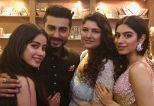 Arjun Kapoor and Janhvi Kapoor to appear on Koffee With Karan together