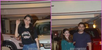 Kapoor family comes to celebrate birthday of their beloved Kareena Kapoor