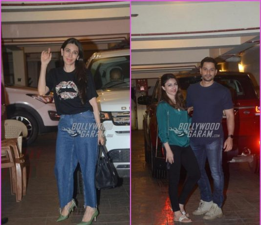 Kapoor family comes to celebrate birthday of their beloved Kareena Kapoor