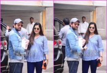 Neil Nitin Mukesh and Rukmini bring home their bundle of joy