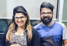 Rambha gives birth to third child with husband Indhran Pathmanatham