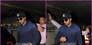 Ranbir Kapoor returns from Bulgaria schedule of Brahmastra