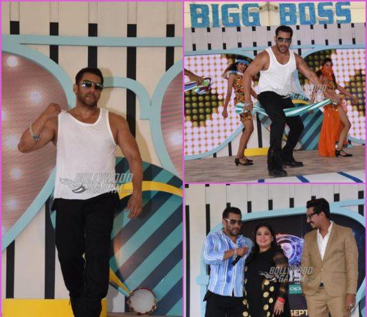 Salman Khan launches 12th season of Bigg Boss in Goa