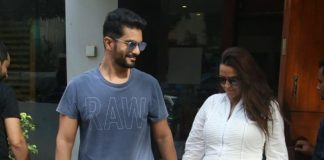 Angad Bedi prepares to host surprise baby shower for Neha Dhupia