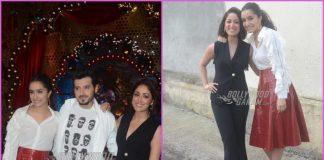 Shraddha Kapoor and Yami Gautam promote Batti Gul meter Chalu sans Shahid Kapoor