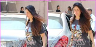 Kareena Kapoor gets back to work post holiday