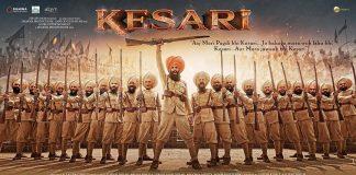 Akshay Kumar shares first poster of Kesari