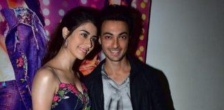 Aayush Sharma and Warina Hussain to join Salman Khan on Bigg Boss