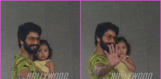 Shahid Kapoor brings daughter Misha to visit new brother at hospital