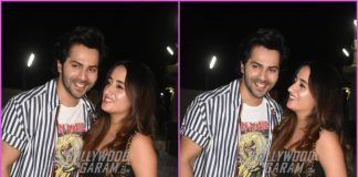 Varun Dhawan graces premier of Sui Dhaaga – Made In India with girlfriend Natasha Dalal