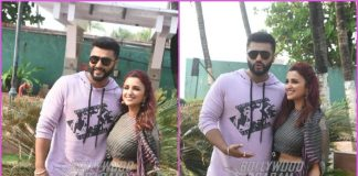 Arjun Kapoor and Parineeti Chopra promote Namaste England together