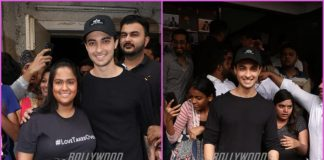 Aayush Sharma visits local theatre to watch reaction of audience for Loveyatri