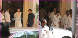 Kareena Kapoor, Karisma Kapoor and others pay their past respects to Krishna Raj Kapoor
