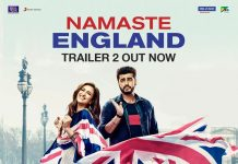 Namaste England second official trailer out now