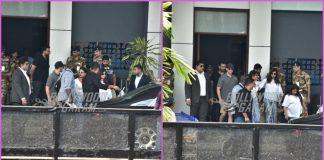 Priyanka Chopra and Nick Jonas return from a short trip to Jodhpur