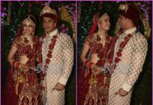 Prince Narula and Yuvika Chaudhary get married in a lavish wedding ceremony