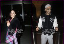 Ranveer Singh and Sara Ali Khan off to Switzerland for Simmba schedule