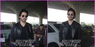 Varun Dhawan looks uber cool at airport