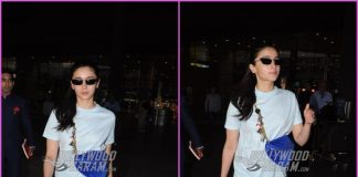 Alia Bhatt keeps her look casual as she returns from Indore
