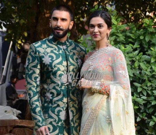 Ranveer Singh and Deepika Padukone exchange rings in traditional ceremony in Italy