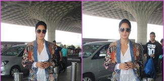 Katrina Kaif makes a cool and stylish appearance at airport