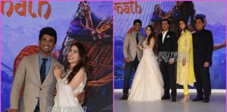Sara Ali Khan and Sushant Singh launch official trailer of Kedarnath