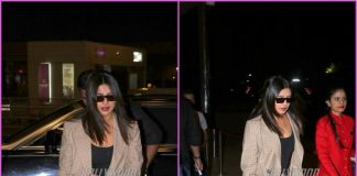 Priyanka Chopra makes a style splash at the airport