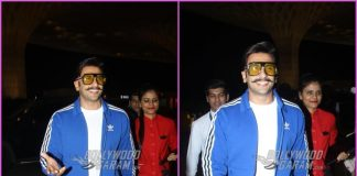 Ranveer Singh leaves for Goa to shoot for Simmba