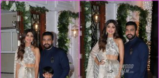 Shilpa Shetty hosted a grand Diwali bash for friends and colleagues