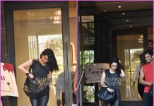 Shraddha Kapoor makes a stylish exit from gym