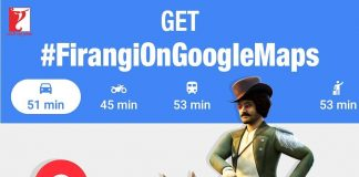 Aamir Khan to navigate users on Google Maps to promote Thugs of Hindostan