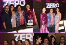 Shah Rukh Khan, Katrina Kaif and Anushka Sharma launch official trailer of Zero