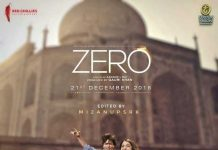 Zero official trailer assures promising performances