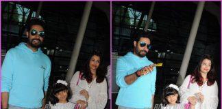 Aishwarya Rai Bachchan off to Goa to celebrate birthday