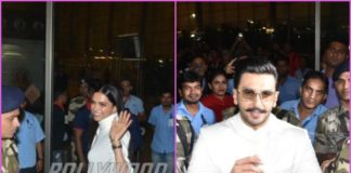 Ranveer Singh and Deepika Padukone off to Italy for their wedding