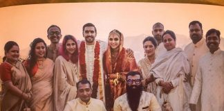 Another picture from Deepika Padukone and Ranveer Singh's wedding out now