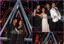 Sushant Singh Rajput and Sara Ali Khan promote Kedarnath on sets of Indian Idol