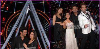 Sushant Singh Rajput and Sara Ali Khan promote Kedarnath on sets of Indian Idol