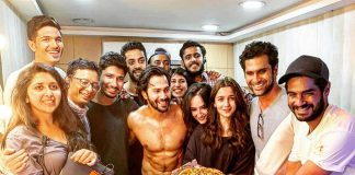 Varun Dhawan and Alia Bhatt wrap a schedule of Kalank